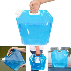5LPortable Folding Water Storage