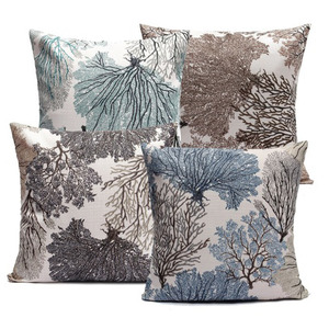 Cotton Linen Soft Decorative Pillows