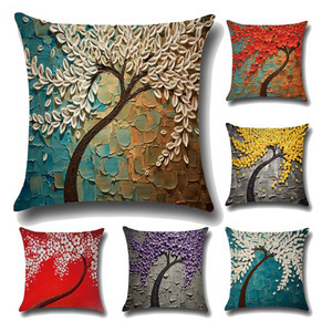 Soft Decorative Throw Pillow Cover