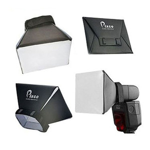 Universal studio mini soft box flash diffuser 30*27cm for SLR